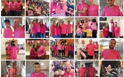 GBN hosts 'Wear it Pink' charity day