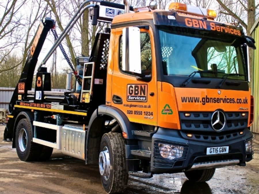 GBN's fleet investment improving customer service and reducing CO2 emissions