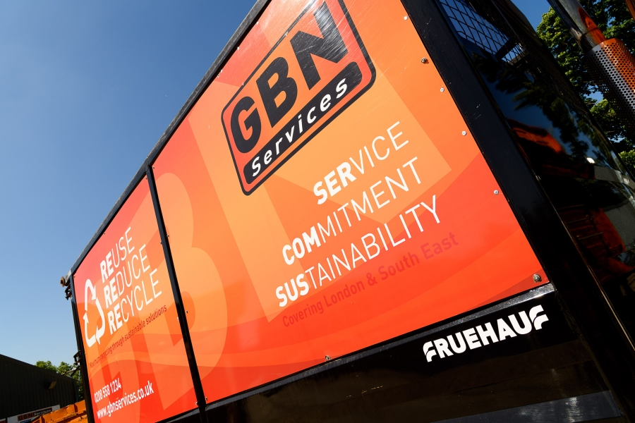 GBN shortlisted for National Recycling Awards