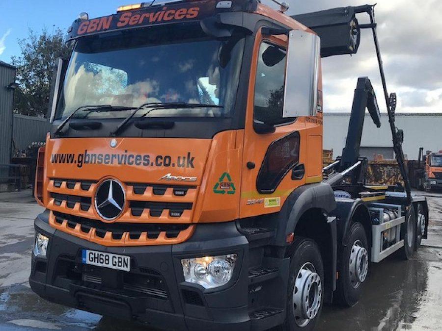 GBN upgrades vehicle fleet
