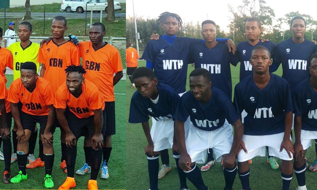 GBN sponsors Hout Bay football teams