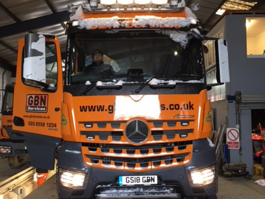 GBN upgrades fleet with £450,000 investment